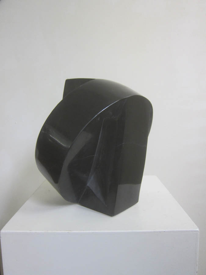 cube of cubes - circle disc rectangle, 2018, beeldhouwwerk, 30 x 30 x 30 cm